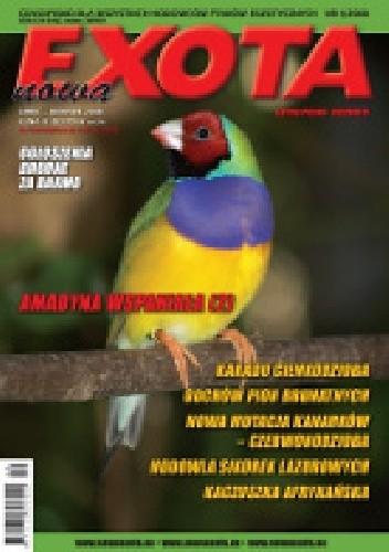 Okładka książki Nowa Exota 4/2008