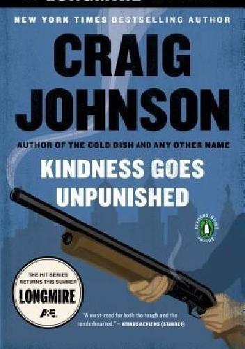 Okładka książki Kindness Goes Unpunished