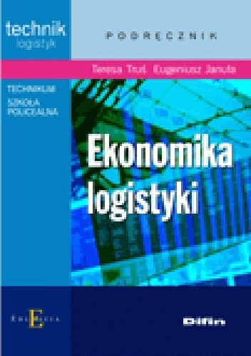 Okładka książki Ekonomika logistyki
