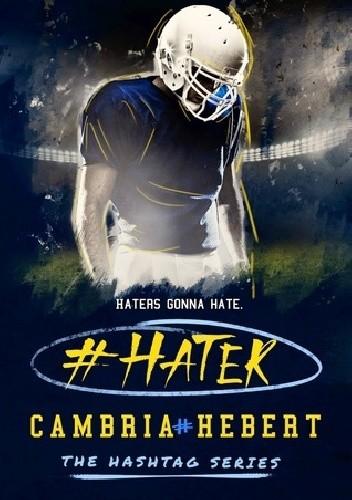 Okładka książki #Hater
