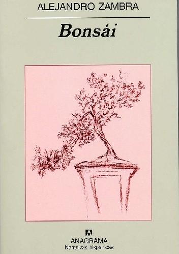 Okładka książki Bonsái