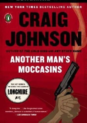Okładka książki Another Man's Moccasins