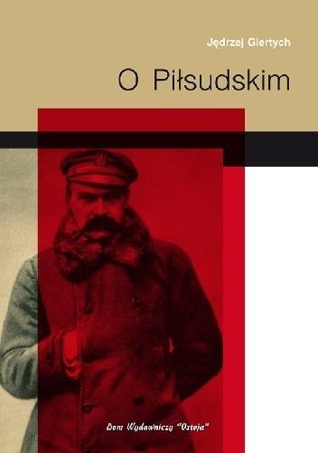 Okładka książki O Piłsudskim