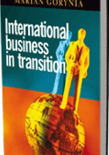 Okładka książki International business in transition