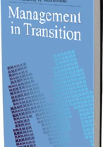 Okładka książki Management in Transition