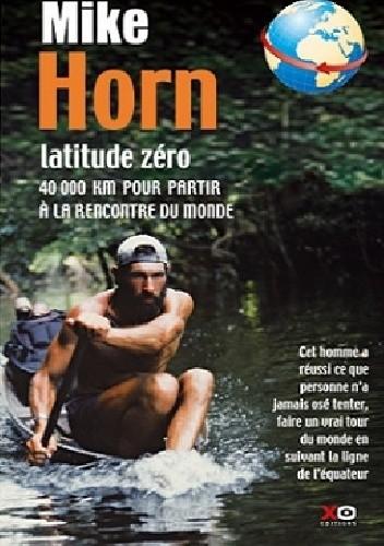 Okładka książki Latitude zéro