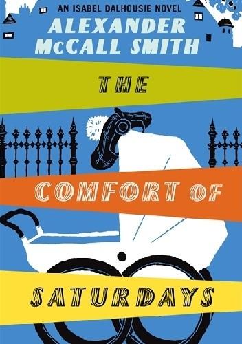 Okładka książki The Comfort of Saturdays
