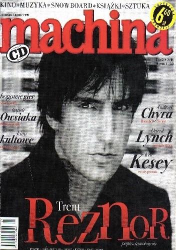 Okładka książki Machina 1(46)2000