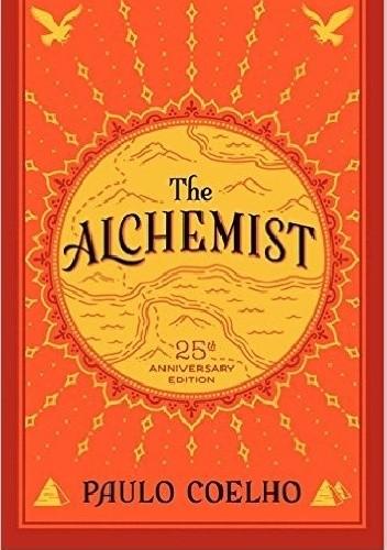 Okładka książki The Alchemist
