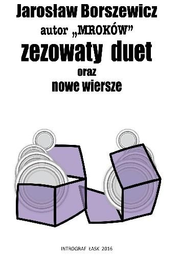 Okładka książki Zezowaty duet oraz nowe wiersze