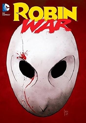 Okładka książki Robin War
