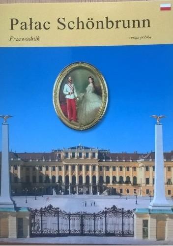 Okładka książki Pałac Schönbrunn. Przewodnik