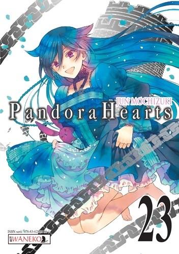 Okładka książki Pandora Hearts: tom 23