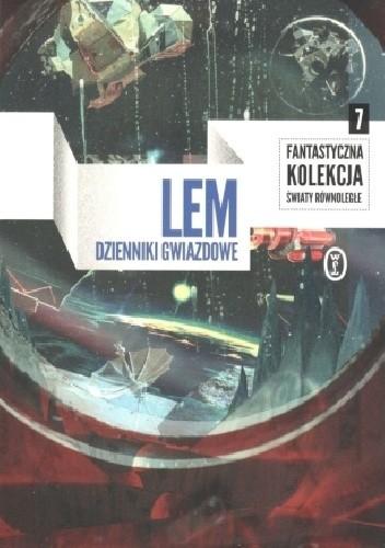 Okładka książki Dzienniki gwiazdowe