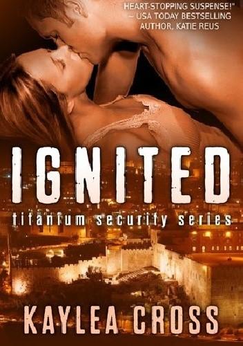 Okładka książki Ignited