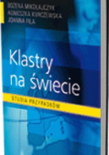 Okładka książki Klastry na świecie. Studia przypadków