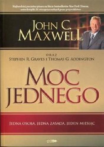 Okładka książki Moc jednego