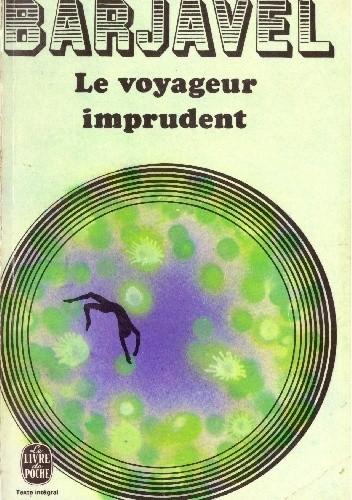 Okładka książki Le Voyageur imprudent