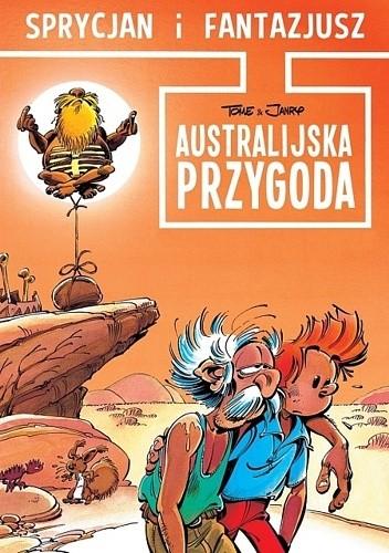 Okładka książki Sprycjan i Fantazjusz: Australijska Przygoda