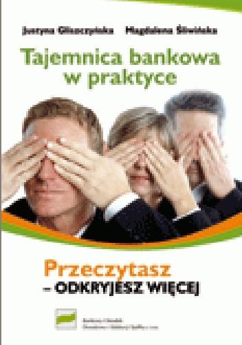 Okładka książki Tajemnica bankowa w praktyce