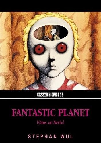 Okładka książki Fantastic Planet