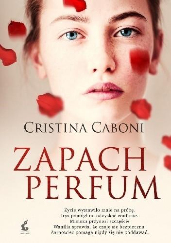 Okładka książki Zapach perfum