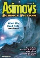 Asimov's Science Fiction, June 2016