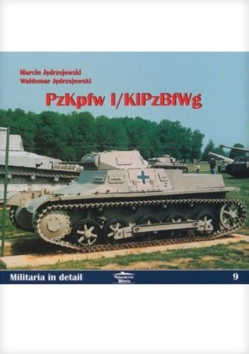 Okładka książki PzKpfw I/KIPzBfWg