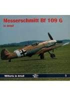Messerschmitt Bf 109 G in detail