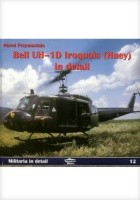 Bell UH-1D Iroquois (Huey) in detail