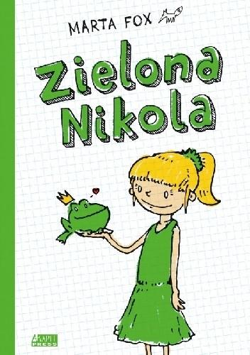 Okładka książki Zielona Nikola