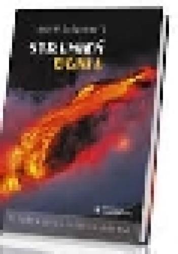 Okładka książki strumień ognia
