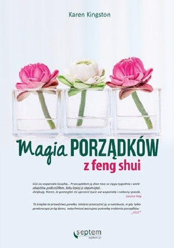 Okładka książki Magia porządków z feng shui