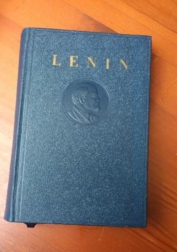 Okładka książki W. I. Lenin: Dzieła