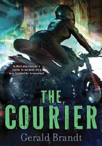 Okładka książki The Courier