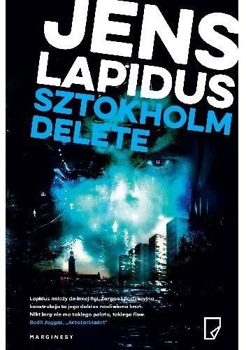 Okładka książki Sztokholm delete