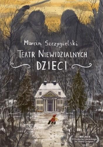 Okładka książki Teatr Niewidzialnych Dzieci
