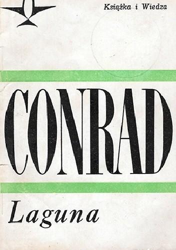 Okładka książki Laguna