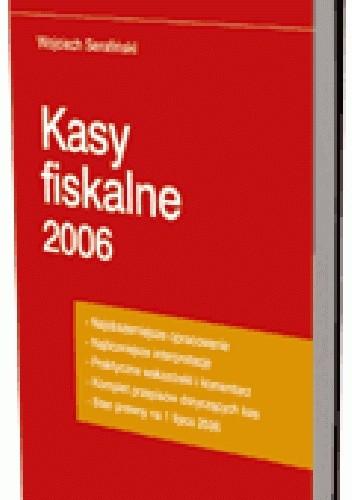 Okładka książki Kasy fiskalne 2006