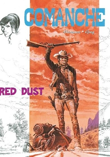 Okładka książki Comanche #1 - Red Dust