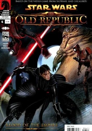 Okładka książki Star Wars: The Old Republic #4