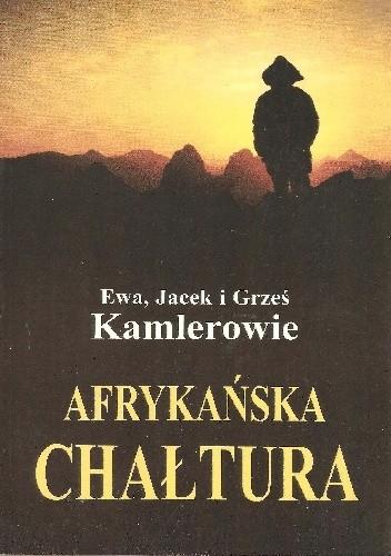 Okładka książki Afrykańska Chałtura