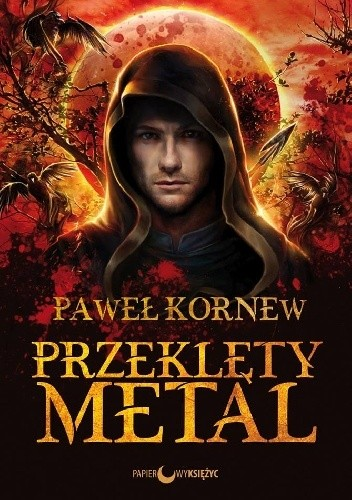 Okładka książki Przeklęty metal