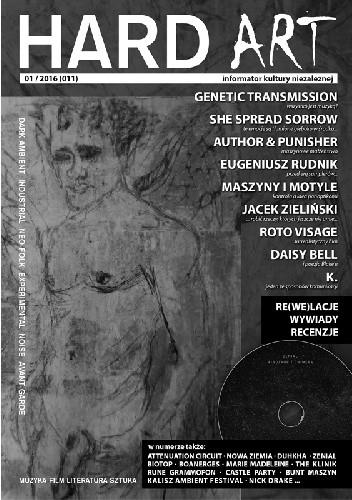 Okładka książki HARD ART nr 01/2016 (11)