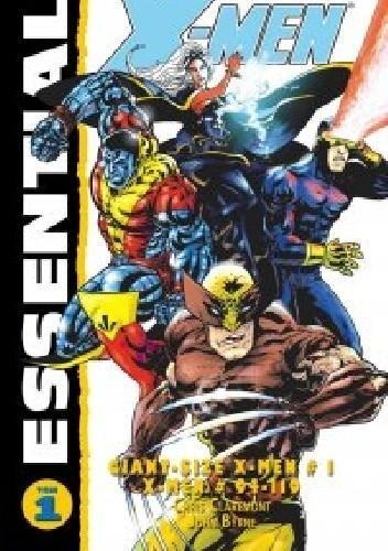 Okładka książki Essential: X-Men #1