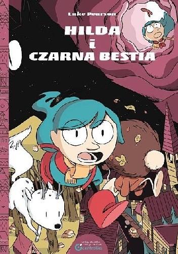 Okładka książki Hilda i czarna bestia