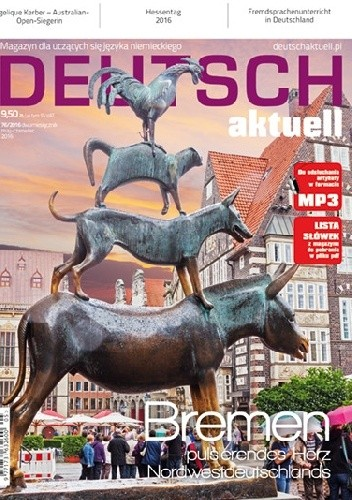 Okładka książki Deutsch Aktuell 76/2016