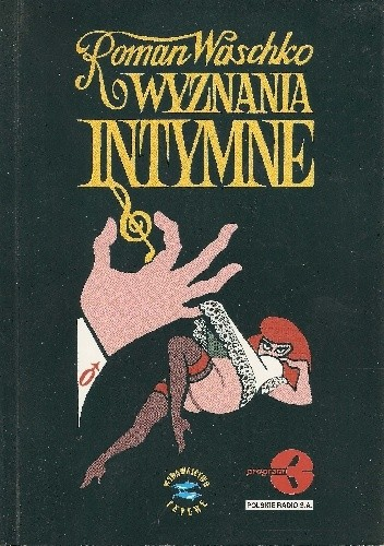 Okładka książki Wyznania intymne