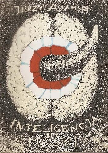 Okładka książki Inteligencja bez maski