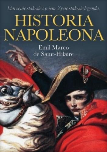 Okładka książki Historia Napoleona